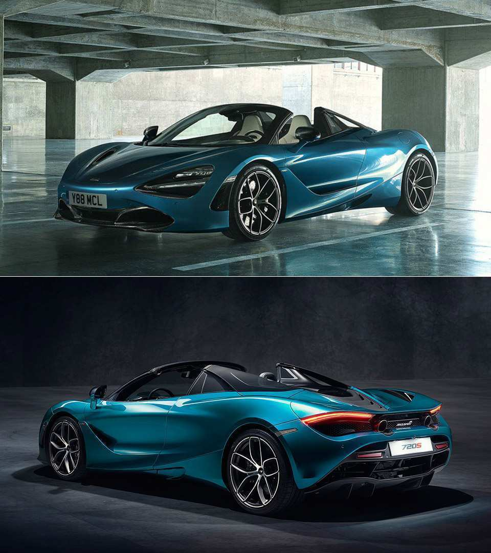 48 New 2019 Mclaren 720S Spider Picture with 2019 Mclaren 720S Spider