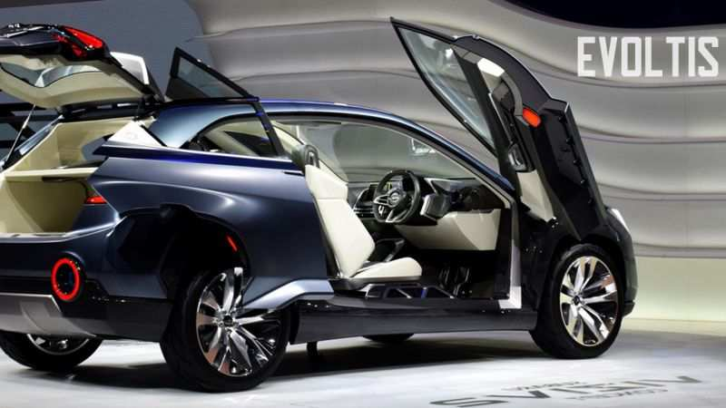 48 New 2019 Subaru Evoltis New Concept for 2019 Subaru Evoltis