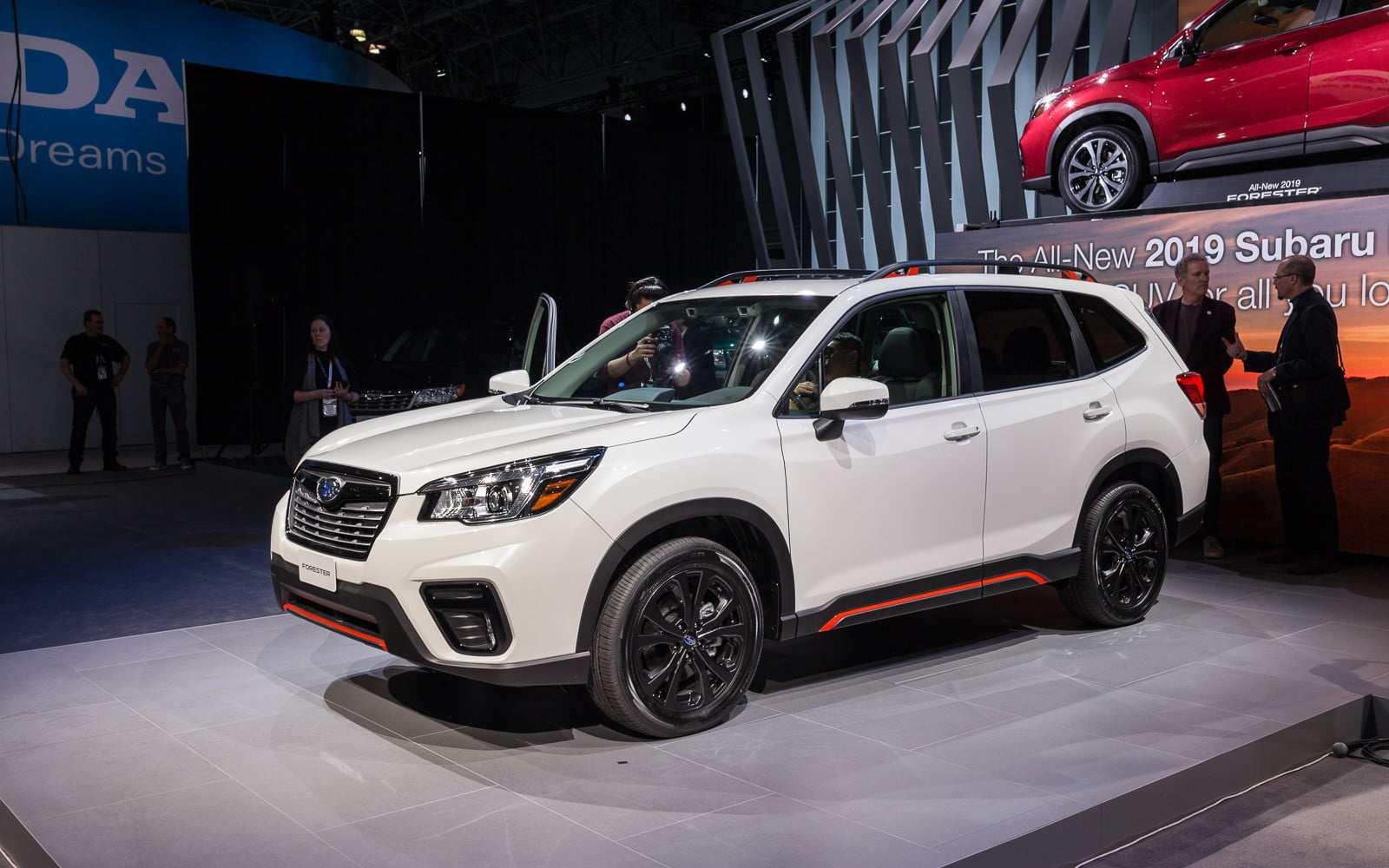 48 New 2019 Subaru Global Platform Performance for 2019 Subaru Global Platform