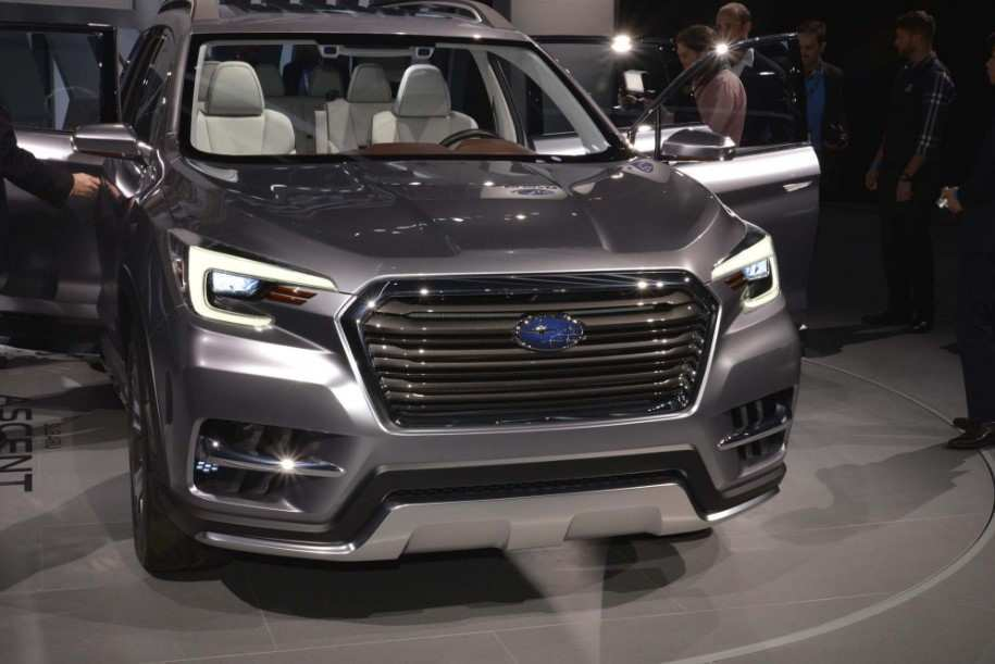 48 New 2020 Subaru Truck Photos for 2020 Subaru Truck