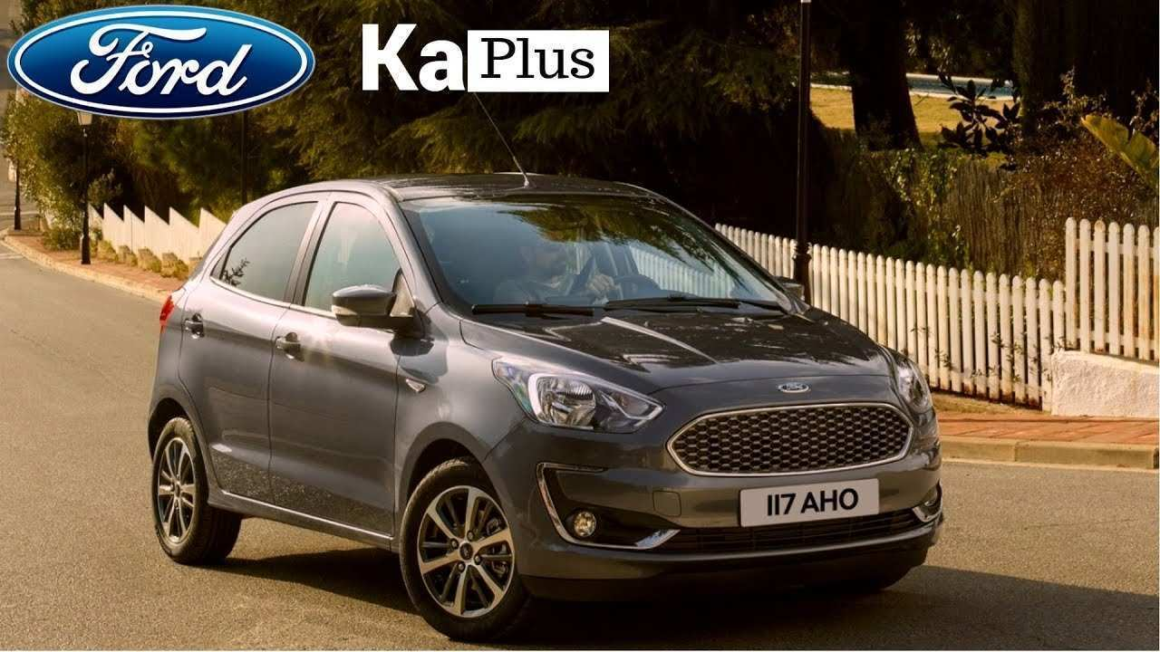 48 New Ford Ka 2019 Facelift Exterior and Interior with Ford Ka 2019 Facelift