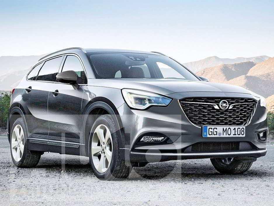 48 New Opel Antara 2019 Specs and Review for Opel Antara 2019