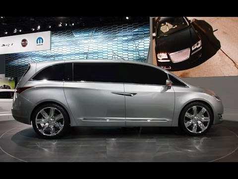 48 The 2019 Chrysler Minivan Style with 2019 Chrysler Minivan