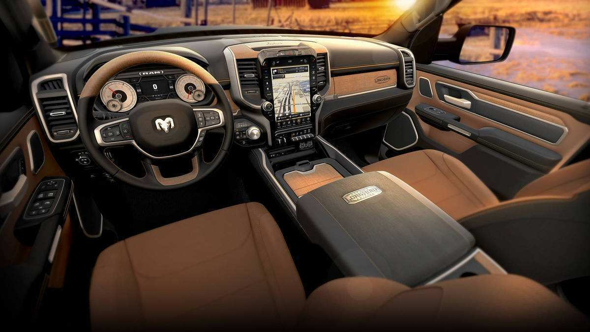 48 The 2019 Dodge Laramie Interior First Drive by 2019 Dodge Laramie Interior
