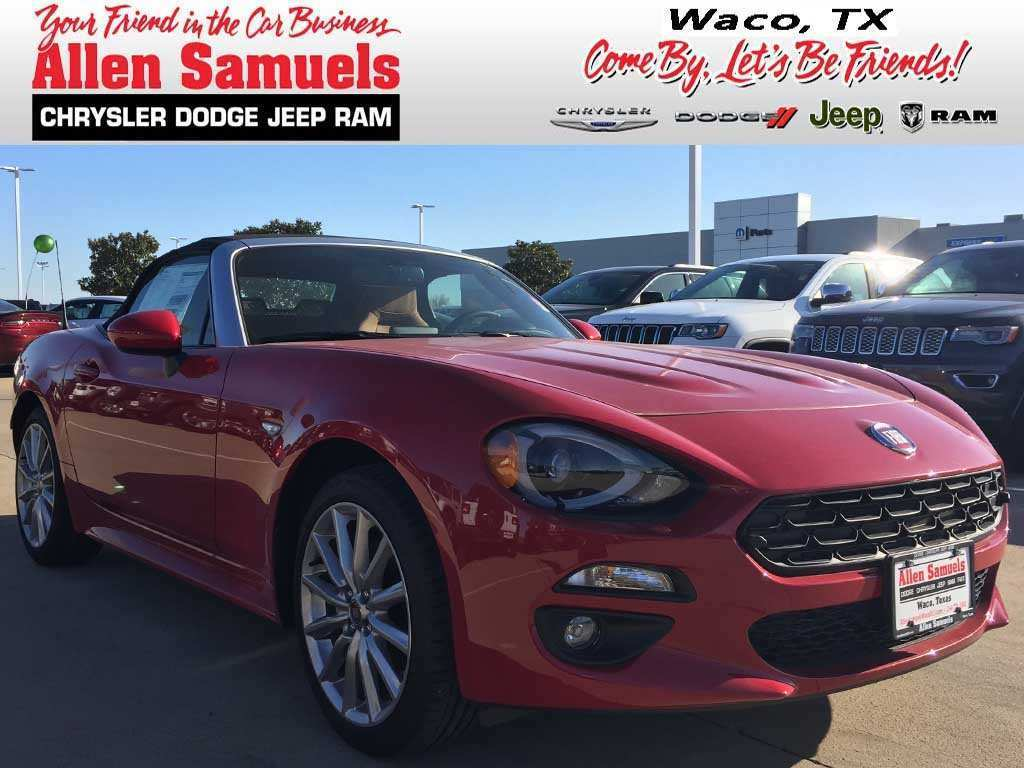 48 The 2019 Fiat 124 Spider Lusso Reviews for 2019 Fiat 124 Spider Lusso