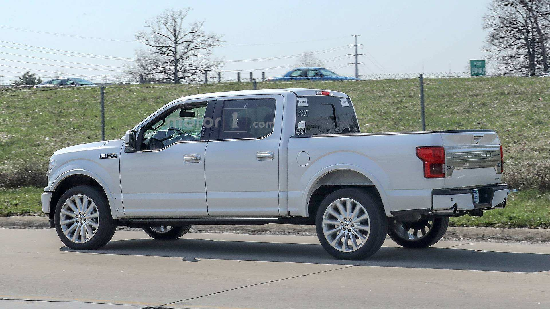 48 The 2019 Ford Pickup Truck Spesification with 2019 Ford Pickup Truck
