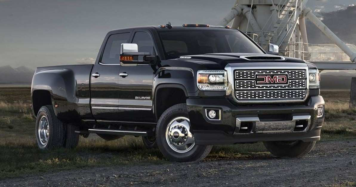 48 The 2019 Gmc 3500 Dually Denali Prices with 2019 Gmc 3500 Dually Denali