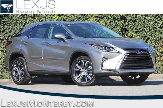 48 The 2019 Lexus 350 Suv Exterior and Interior by 2019 Lexus 350 Suv