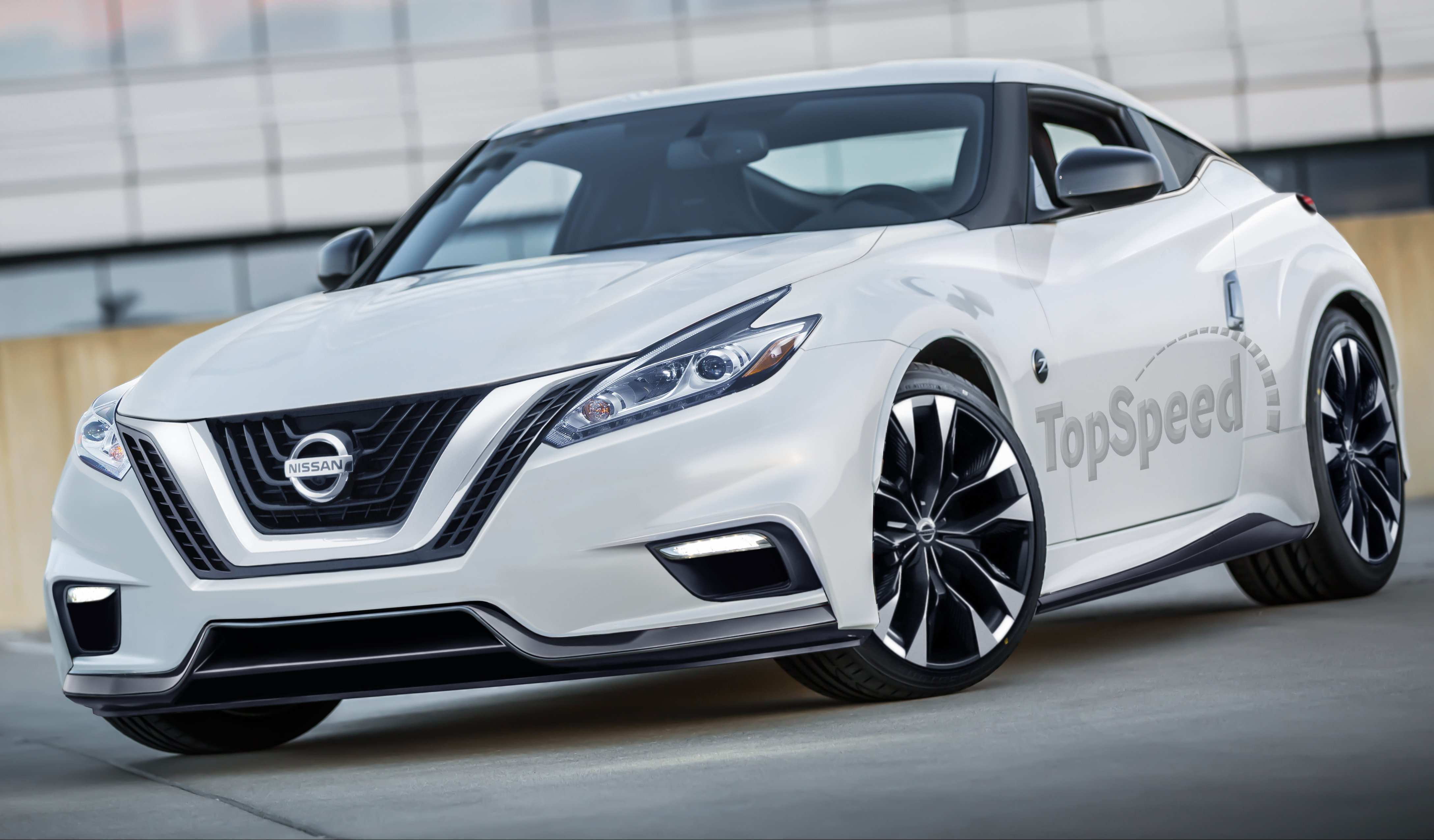 48 The 2019 Nissan Z Spy Redesign by 2019 Nissan Z Spy