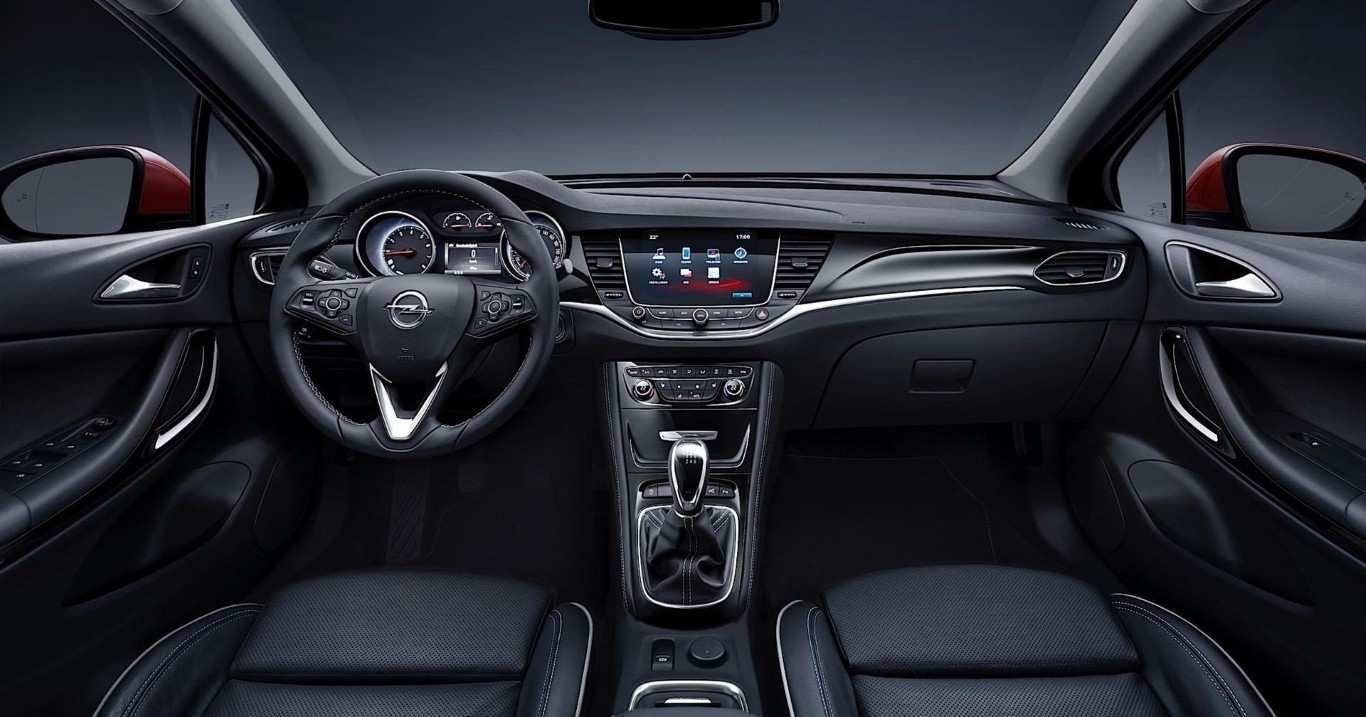 48 The 2019 Opel Astra Sedan Picture by 2019 Opel Astra Sedan
