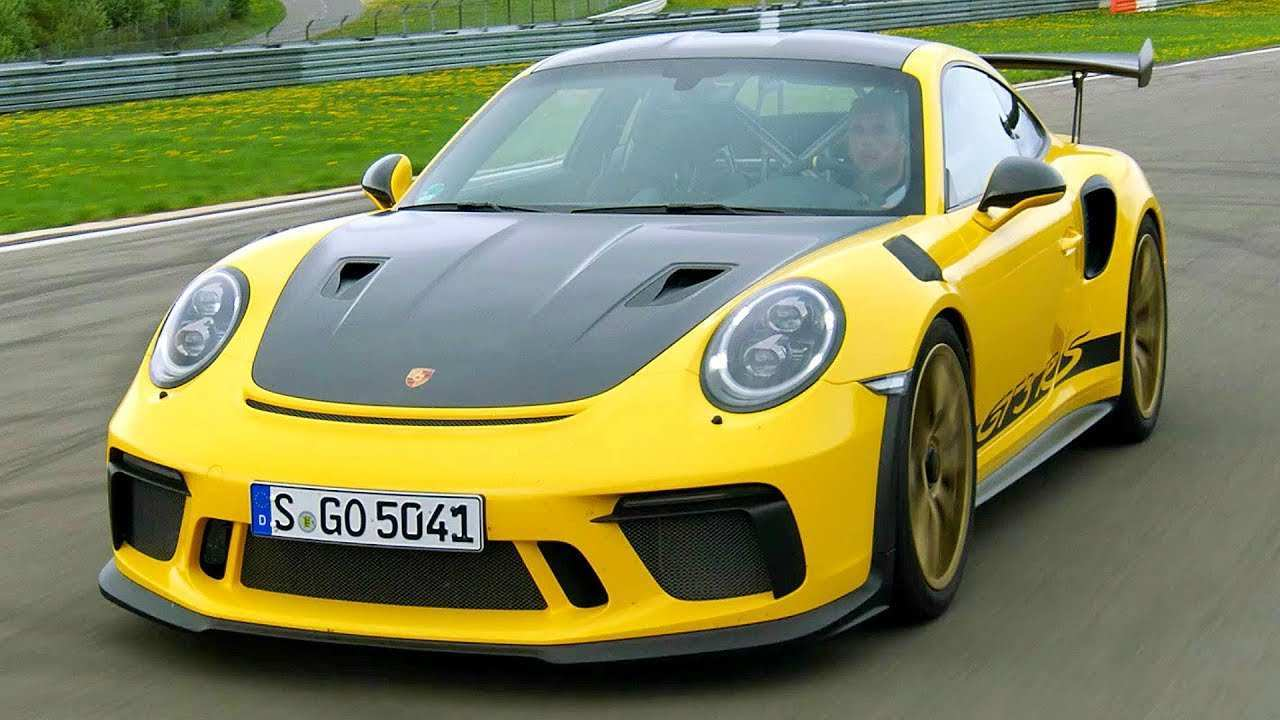 48 The 2019 Porsche 911 Gt3 Rs Review with 2019 Porsche 911 Gt3 Rs