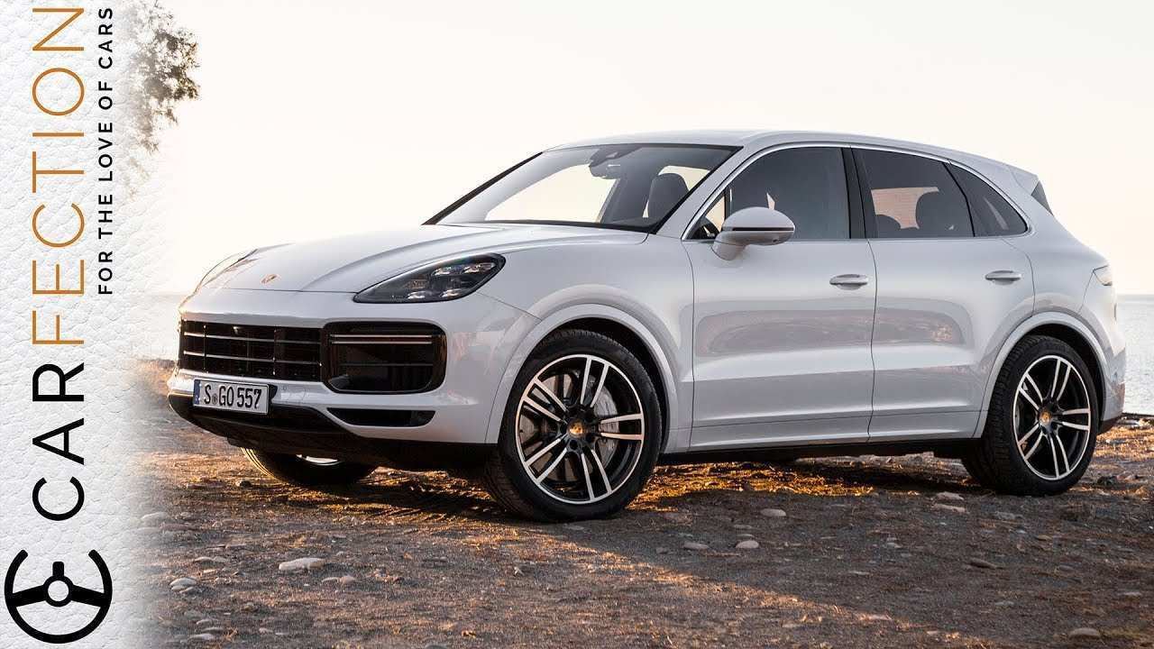 48 The 2019 Porsche Cayenne Video Redesign with 2019 Porsche Cayenne Video