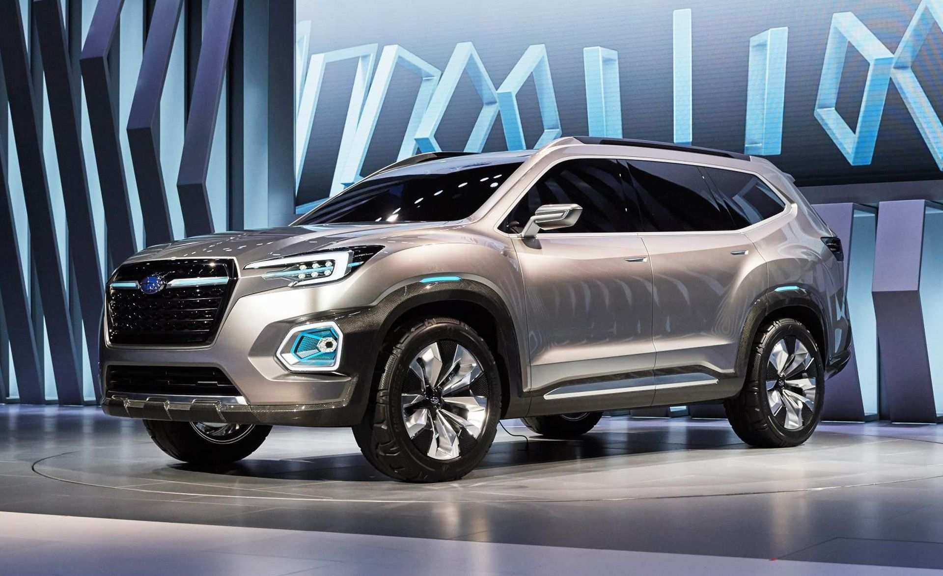 48 The 2019 Subaru Viziv Pickup Overview for 2019 Subaru Viziv Pickup