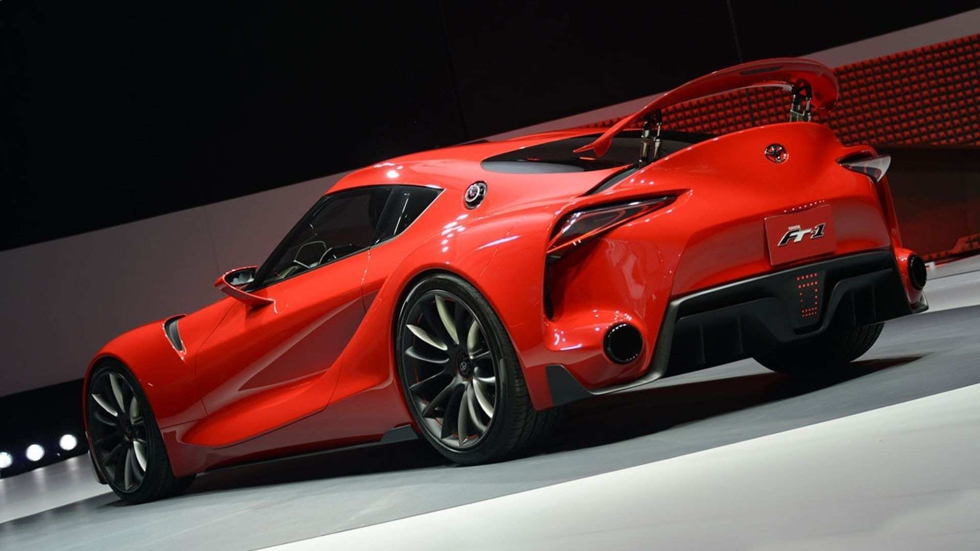 48 The 2019 Toyota Ft1 Overview by 2019 Toyota Ft1
