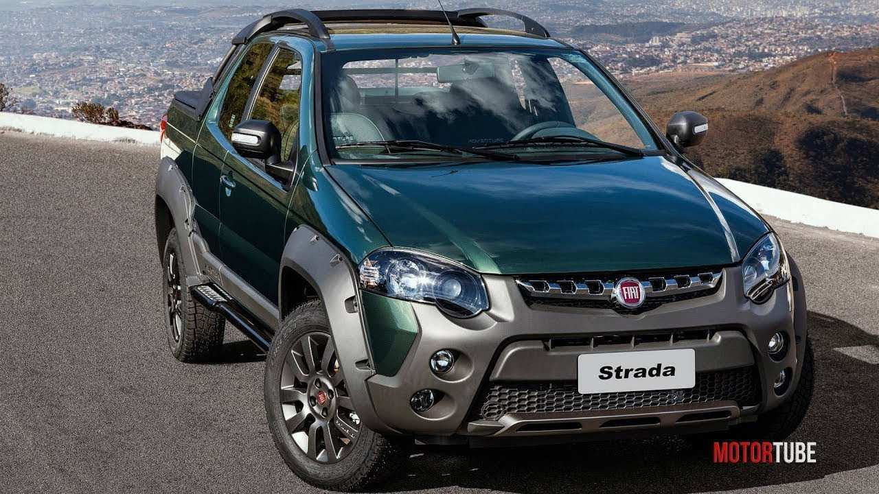 48 The Fiat Strada 2019 First Drive for Fiat Strada 2019