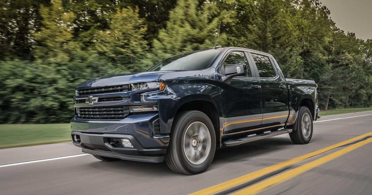 49 All New 2019 Chevrolet Silverado 1500 Review Style with 2019 Chevrolet Silverado 1500 Review