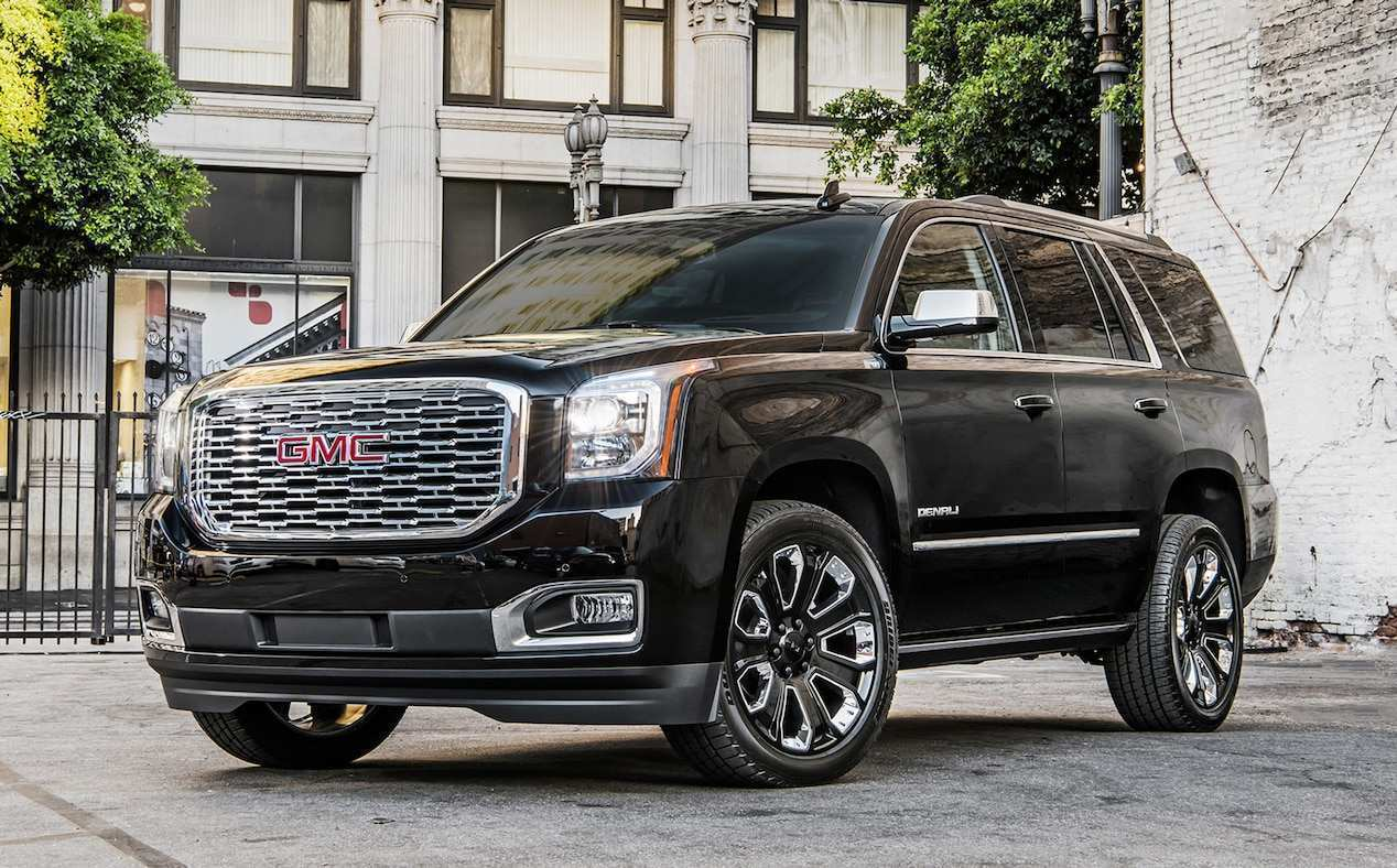 49 All New 2019 Gmc Yukon Changes Photos by 2019 Gmc Yukon Changes