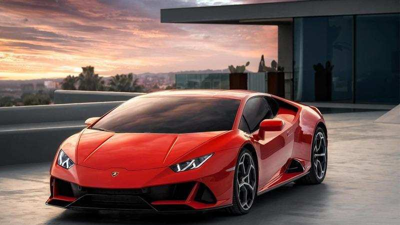 49 All New 2019 Lamborghini Huracan Horsepower New Review for 2019 Lamborghini Huracan Horsepower