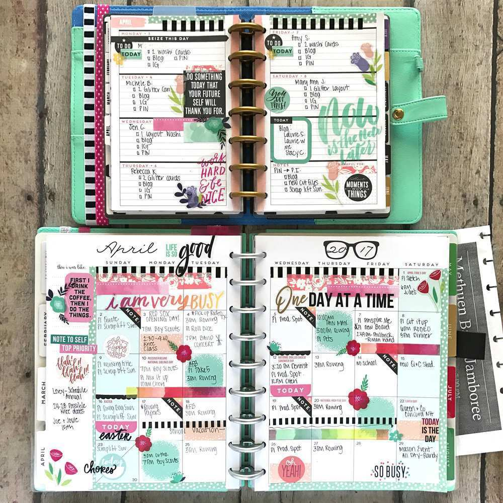49 All New 2019 Mini Happy Planner Price and Review by 2019 Mini Happy Planner