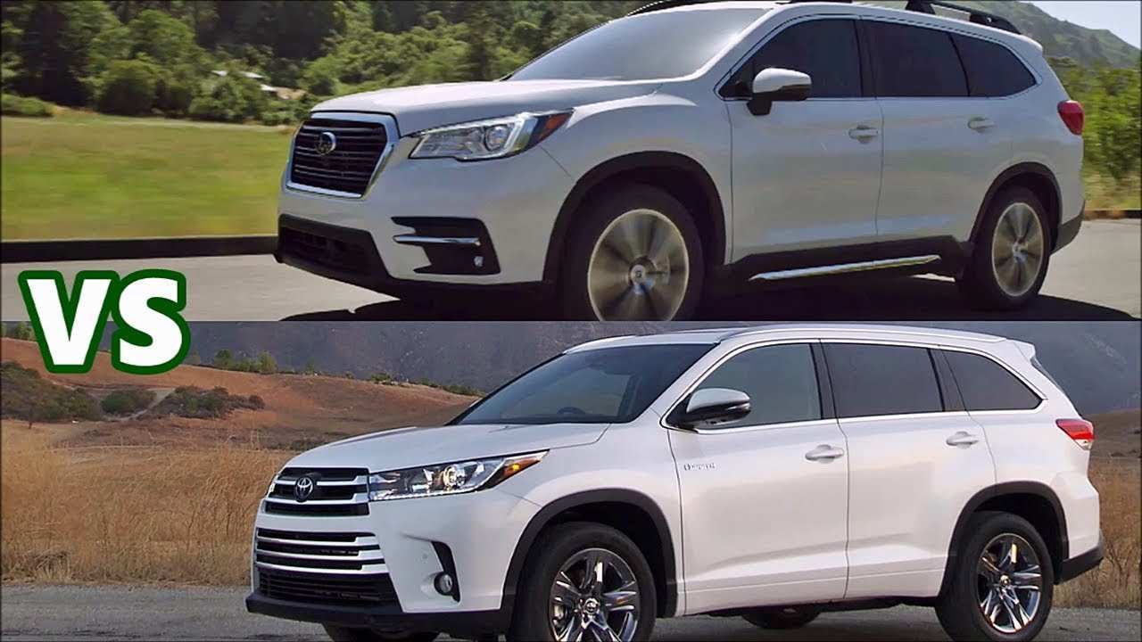 49 All New 2019 Subaru Ascent Towing Capacity Performance with 2019 Subaru Ascent Towing Capacity
