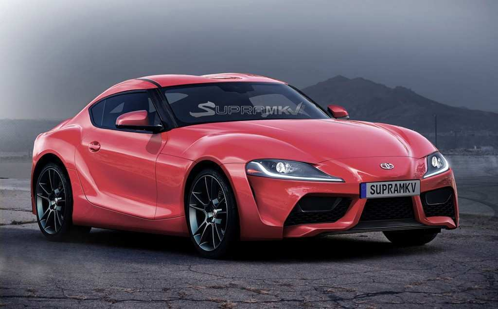 49 All New 2019 Toyota Supra News Wallpaper by 2019 Toyota Supra News