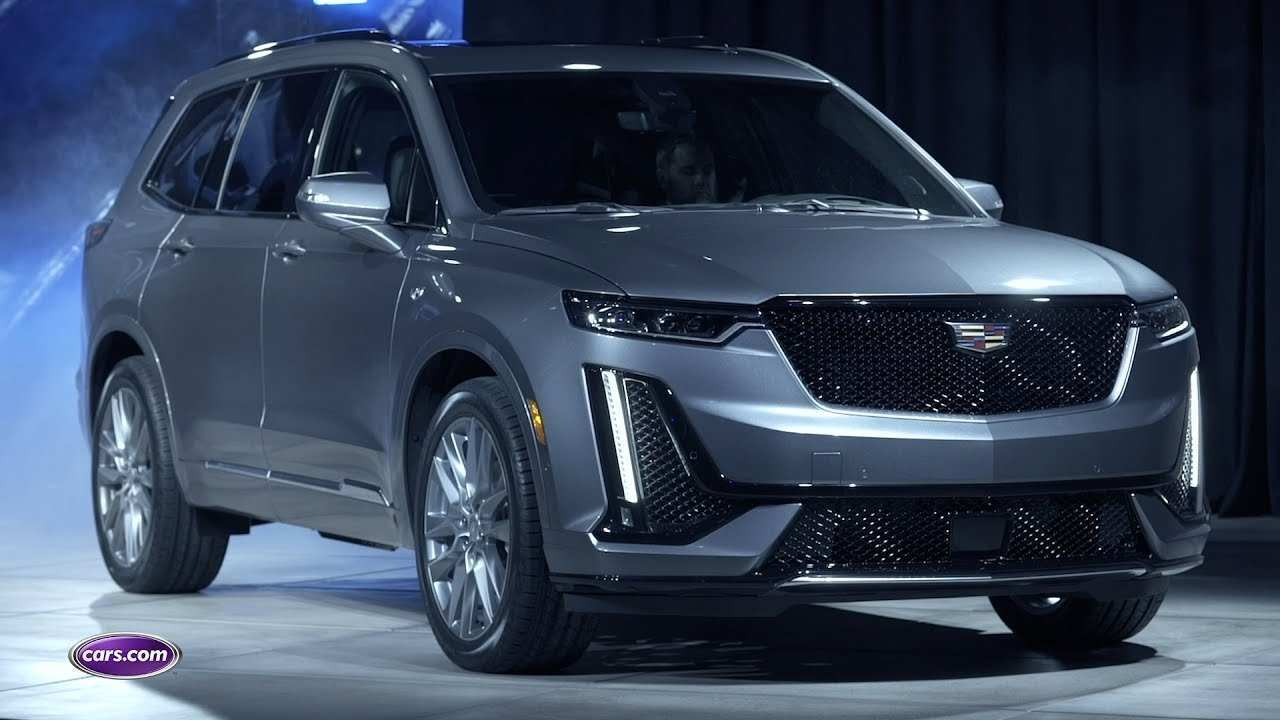 49 All New 2020 Cadillac Xt6 History for 2020 Cadillac Xt6