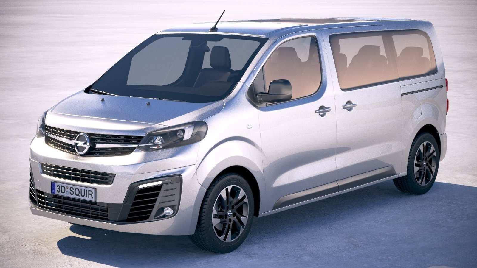 49 All New Opel Zafira 2020 Review by Opel Zafira 2020