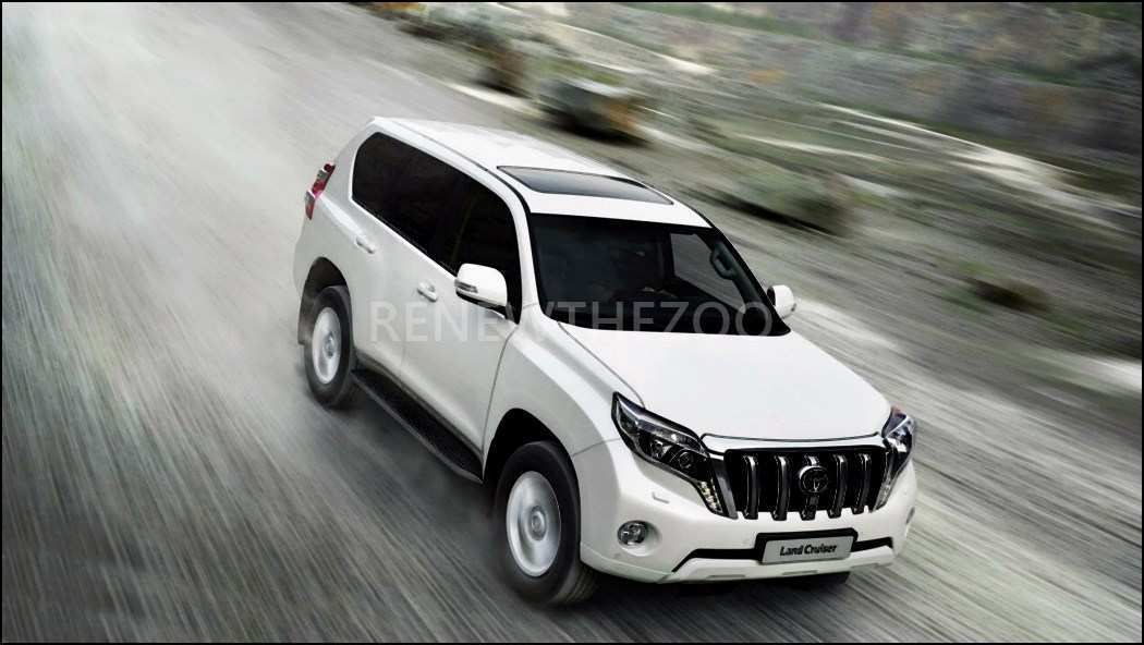 49 All New Toyota Land Cruiser Prado 2020 Overview by Toyota Land Cruiser Prado 2020