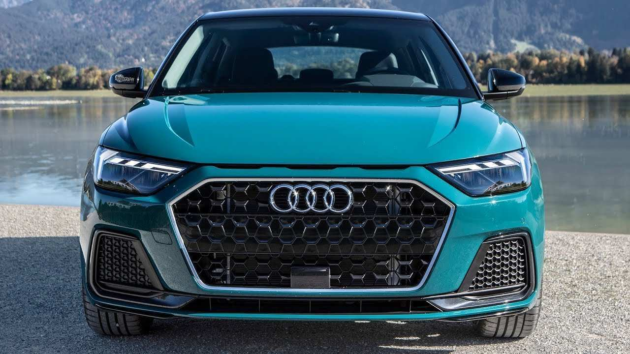 49 Best Review 2019 Audi Green Exterior with 2019 Audi Green