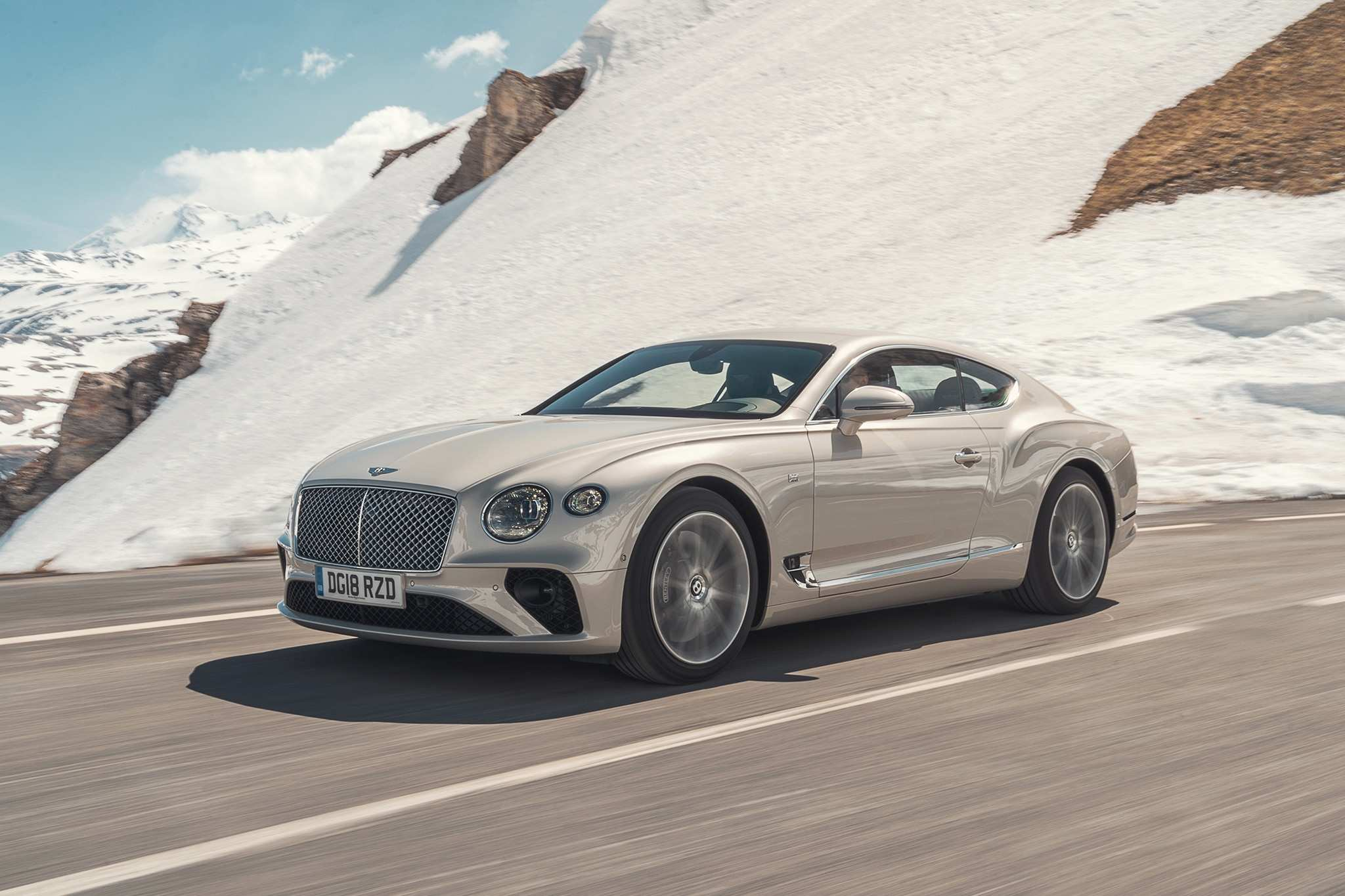 49 Best Review 2019 Bentley Continental Exterior and Interior with 2019 Bentley Continental