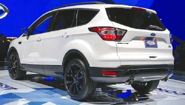 49 Best Review 2019 Ford Escape Hybrid Spesification with 2019 Ford Escape Hybrid