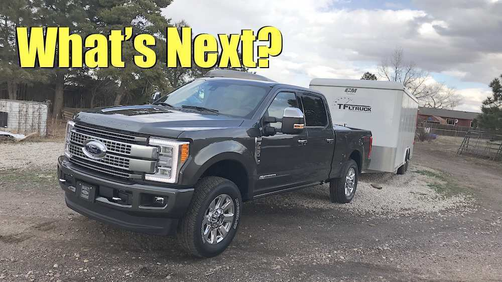 49 Best Review 2019 Ford Super Duty 7 0 Research New with 2019 Ford Super Duty 7 0
