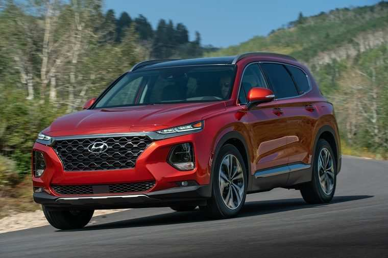 49 Best Review 2019 Hyundai Santa Fe Sport Redesign Performance with 2019 Hyundai Santa Fe Sport Redesign