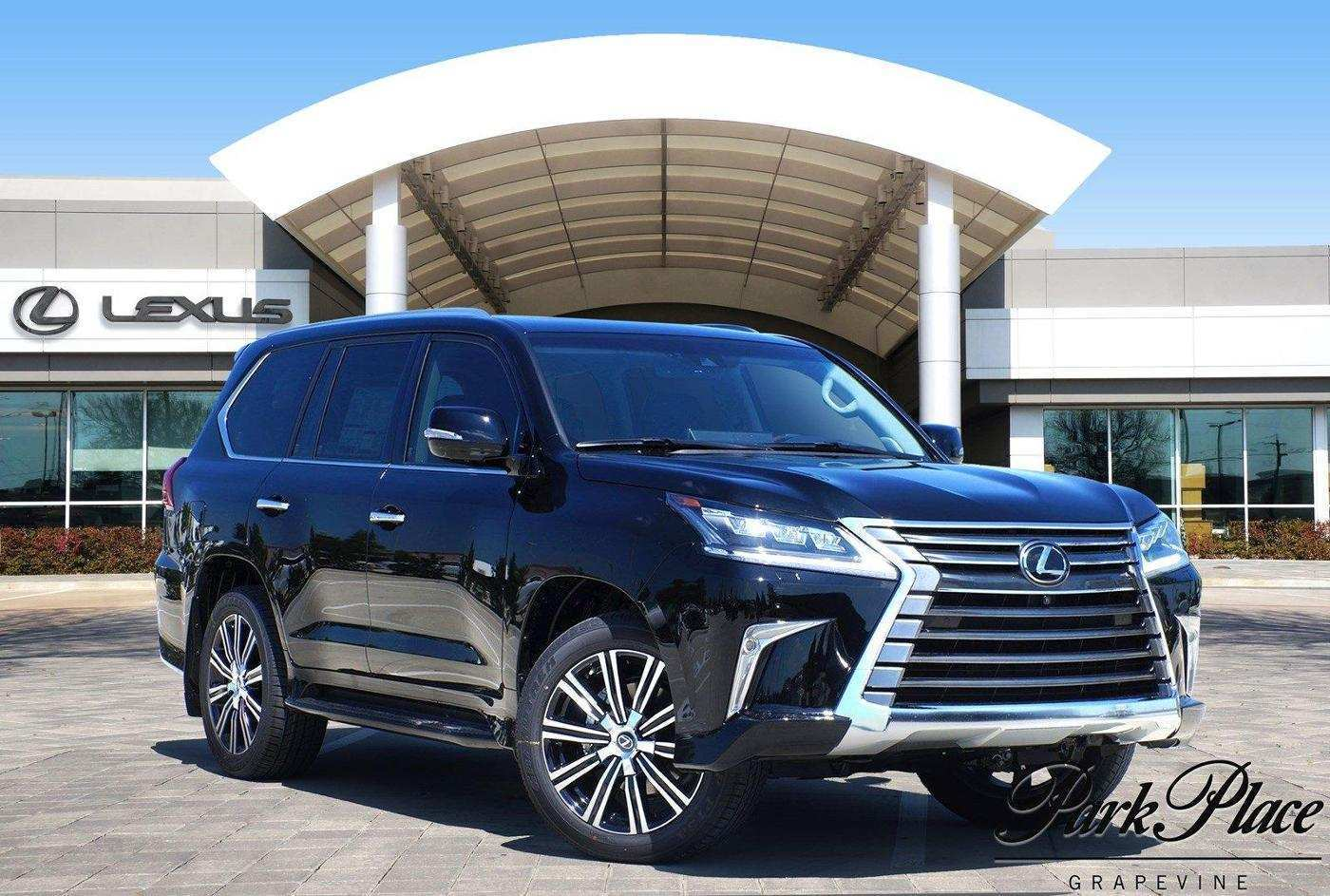 49 Best Review 2019 Lexus Lx 570 First Drive with 2019 Lexus Lx 570