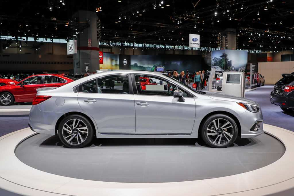 49 Best Review 2019 Subaru Legacy Gt New Concept with 2019 Subaru Legacy Gt
