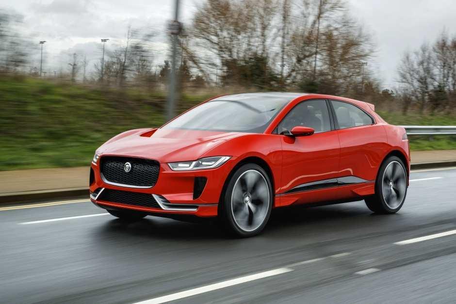 49 Best Review Jaguar Land Rover Electric 2020 Exterior for Jaguar Land Rover Electric 2020