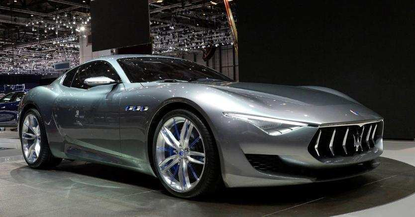 49 Best Review Maserati Elettrica 2020 Pricing with Maserati Elettrica 2020