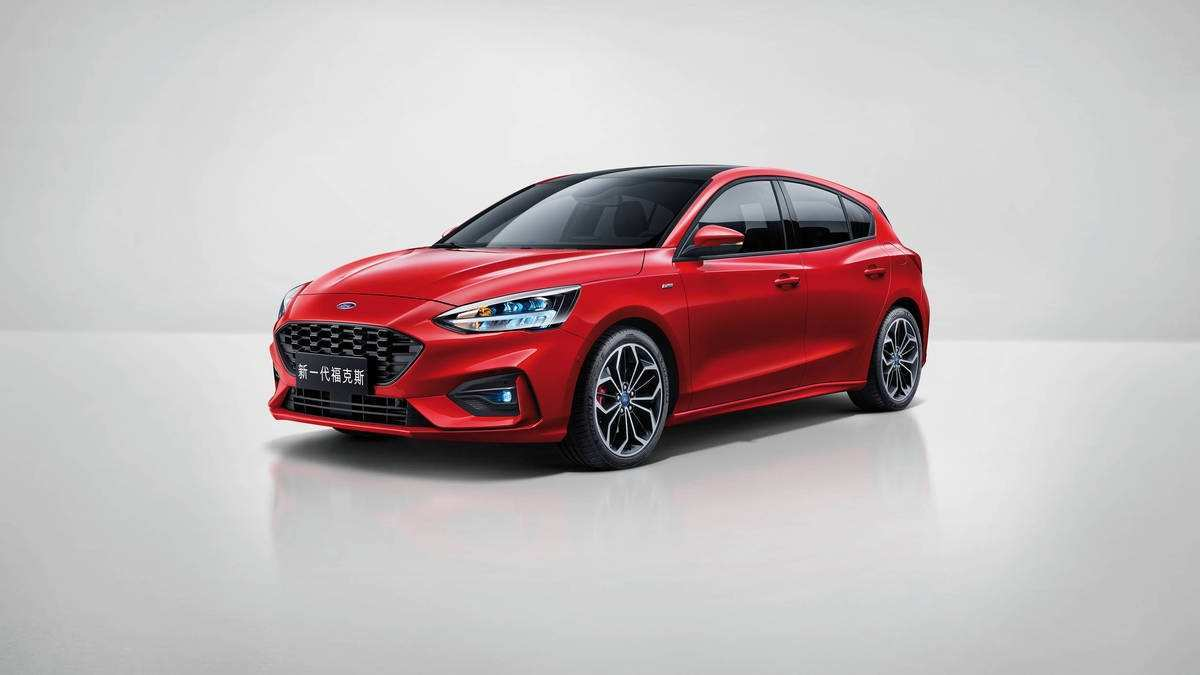 49 Concept of 2019 Ford Hatchback History with 2019 Ford Hatchback