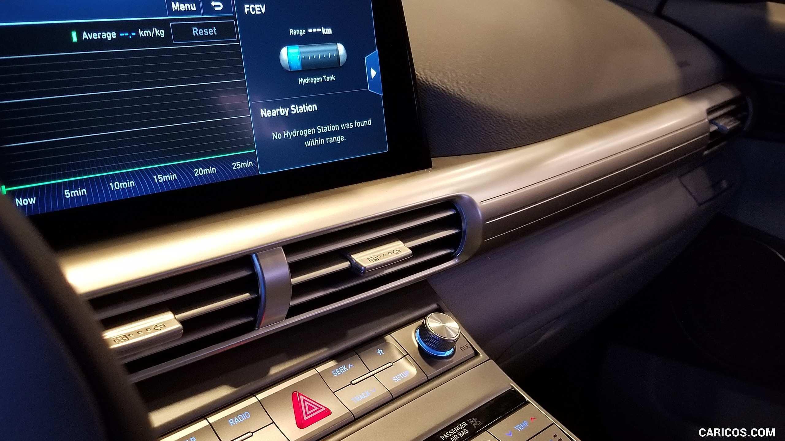 49 Concept of 2019 Hyundai Nexo Interior Pictures with 2019 Hyundai Nexo Interior