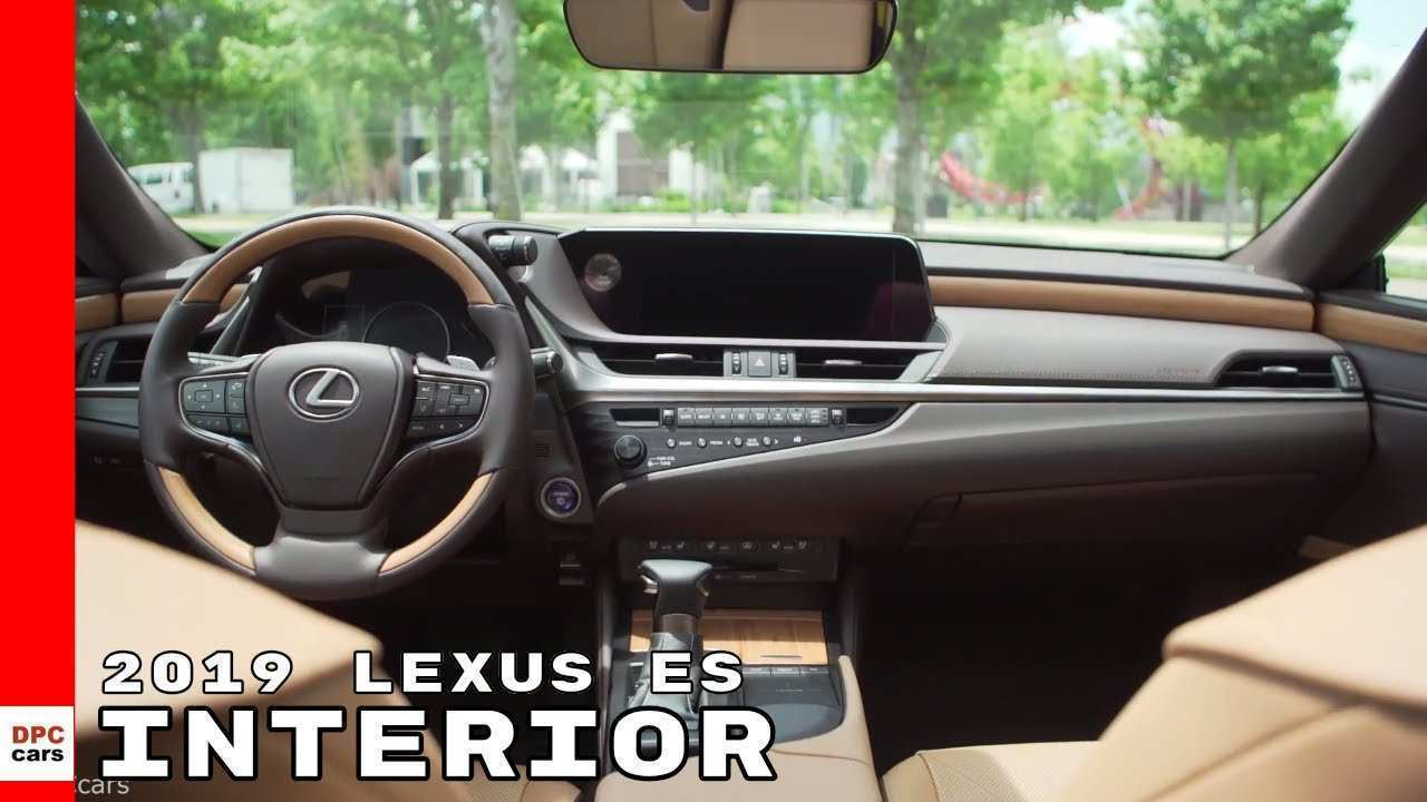 49 Concept of 2019 Lexus Es Interior Pricing for 2019 Lexus Es Interior