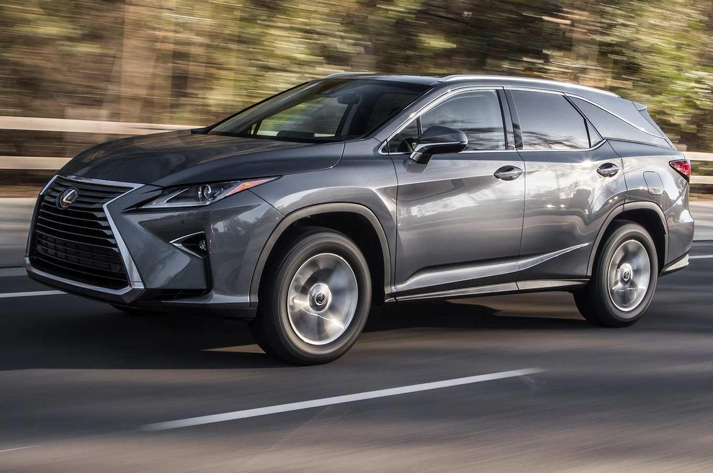 49 Concept of 2019 Lexus Rx L Exterior for 2019 Lexus Rx L