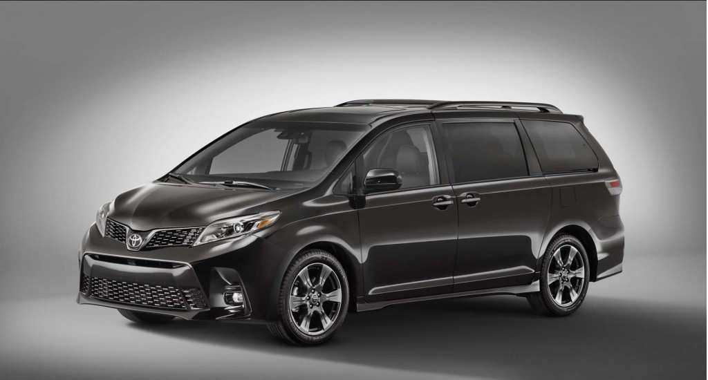 49 Concept of 2019 Toyota Sienna Se Price for 2019 Toyota Sienna Se