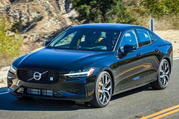 49 Concept of 2019 Volvo V60 Polestar Exterior for 2019 Volvo V60 Polestar
