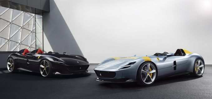 49 Concept of 2020 Ferrari Models Spy Shoot with 2020 Ferrari Models