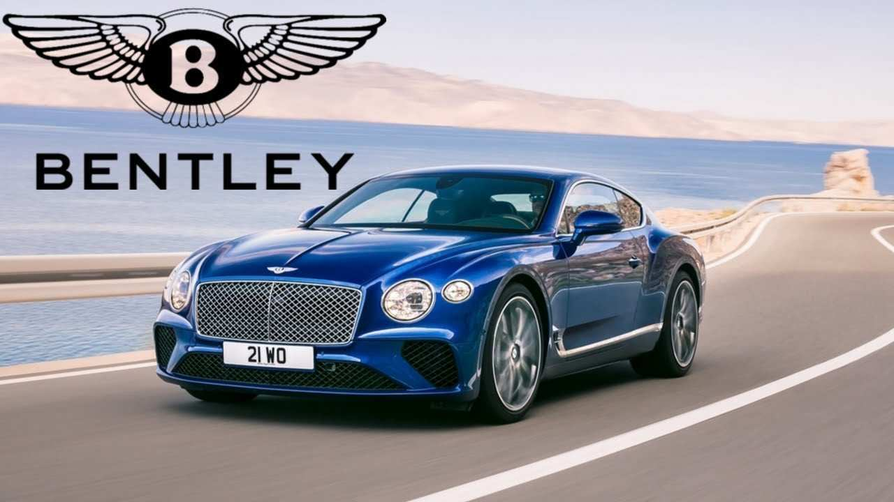 49 Concept of Bentley 2019 Hypercar Exterior with Bentley 2019 Hypercar