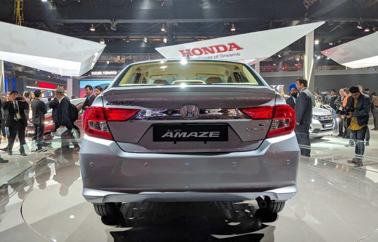 49 Concept of Honda Amaze 2020 Concept by Honda Amaze 2020