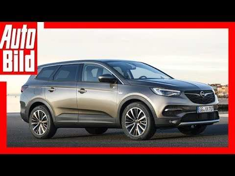 49 Concept of Suv Opel 2020 Redesign and Concept for Suv Opel 2020