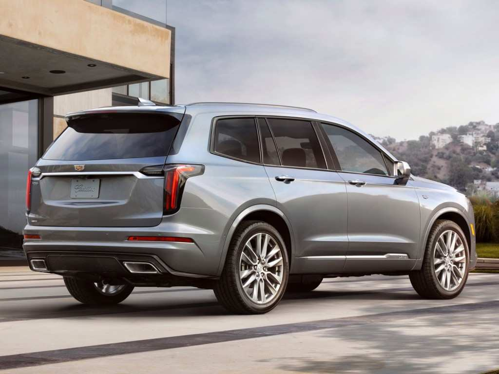 49 Gallery of 2019 Cadillac Xt6 Specs and Review with 2019 Cadillac Xt6