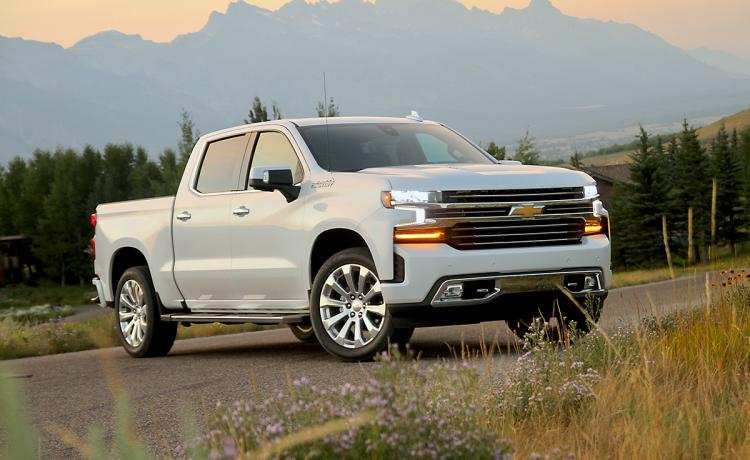 49 Gallery of 2019 Chevrolet 1500 Mpg History with 2019 Chevrolet 1500 Mpg