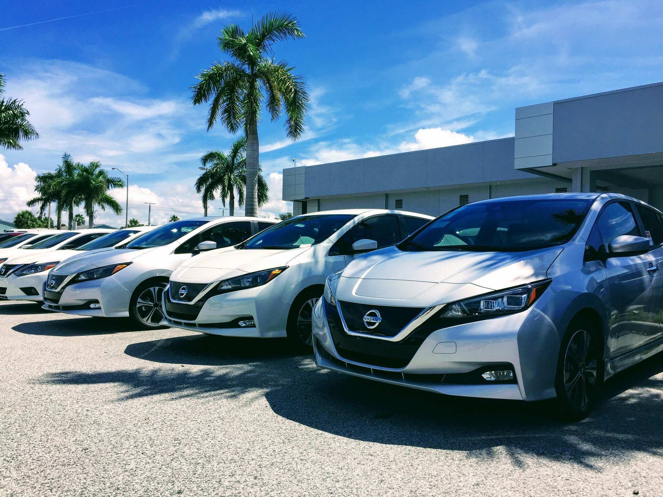 49 Gallery of 2019 Nissan Leaf Photos for 2019 Nissan Leaf